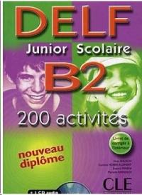 DELF Scolaire et Junior B2